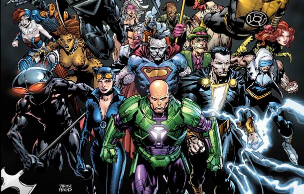 Villains of DC