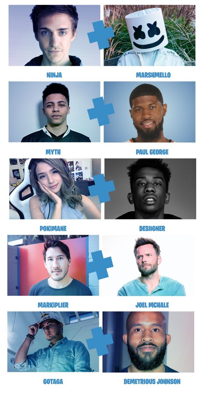 Fortnite Players In The Los Angeles Area Will Also Have The Opportunity To Purchase Tickets For  Each Via Emailed Invitations Ticketholders Will Also Be