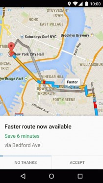 Google Maps for Android Update Makes It Easier to Locate ... on google maps app, google maps batman, google maps 2014, google maps pacific northwest,