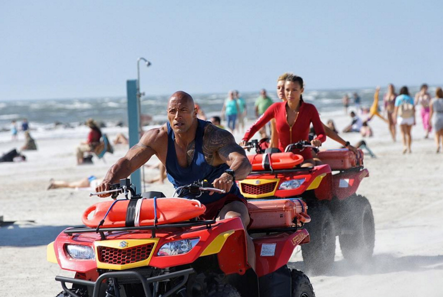 baywatch serial cast